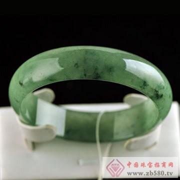 龙缘玉翠-翡翠手镯08