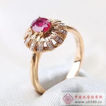卡迪珠宝-钻石戒指02