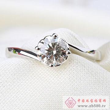 卡迪珠宝-钻石戒指01