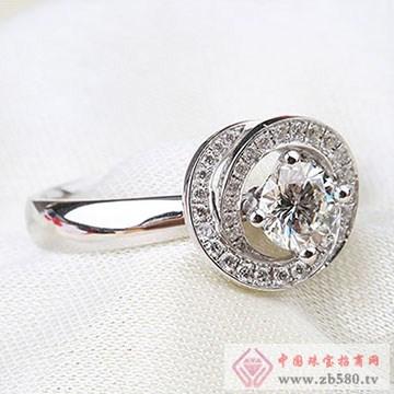 卡迪珠宝-钻石戒指05