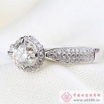 卡迪珠宝-钻石戒指07