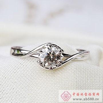 卡迪珠宝-钻石戒指08