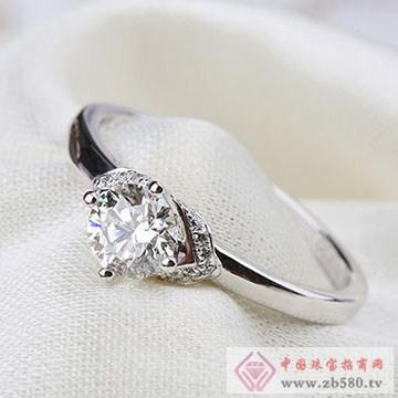 卡迪珠宝-钻石戒指09