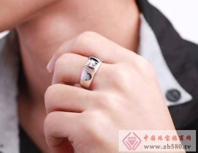 男女戒指的戴法