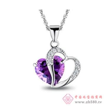 明理珠宝-纯银吊坠02