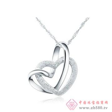 明理珠宝-纯银吊坠05
