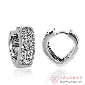 明理珠宝-纯银戒耳饰01