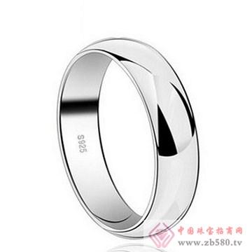 明理珠宝-纯银戒指01