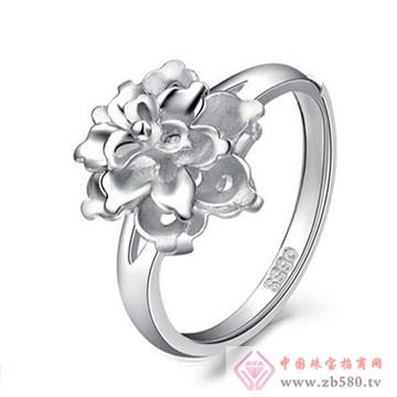 明理珠宝-纯银戒指03