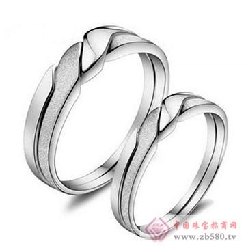 明理珠宝-纯银戒指05