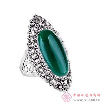明理珠宝-纯银戒指06