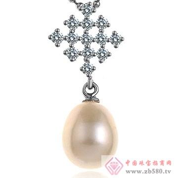 天宇珠宝-珍珠吊坠11