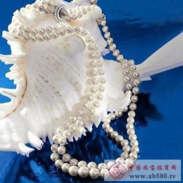 天宇珠宝-珍珠项链