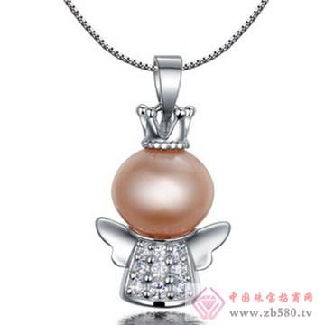 天宇珠宝-珍珠吊坠05
