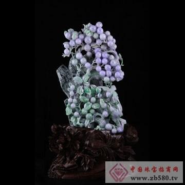 福翠王-翡翠摆件1