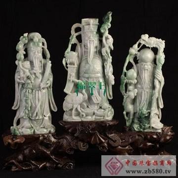 福翠王-翡翠摆件4