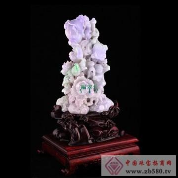 福翠王-翡翠摆件5
