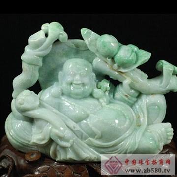 福翠王-翡翠摆件10