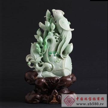 福翠王-翡翠摆件11