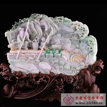 福翠王-翡翠摆件22