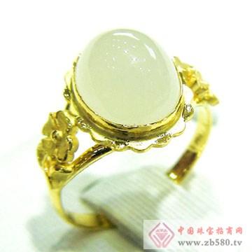 金雄峰-白玉戒指02