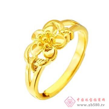 宝凤祥-黄金4