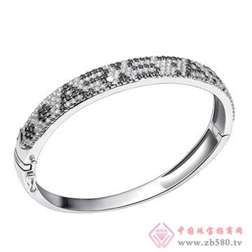 伟杰珠宝首饰-925银手镯02