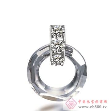 伟杰珠宝首饰-925银吊坠02