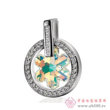 伟杰珠宝首饰-925银吊坠04