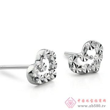 伟杰珠宝首饰-925银耳钉03
