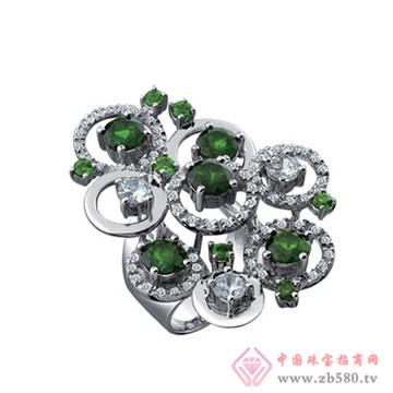 伟杰珠宝首饰-925银戒指01