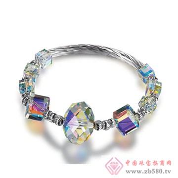 伟杰珠宝首饰-925银手链02