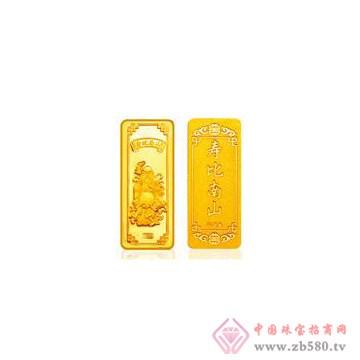 中国金店金条2