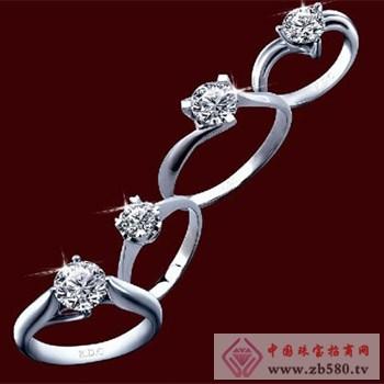 中国金店钻石饰品5