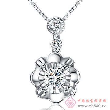 鼎极珠宝-钻石吊坠04