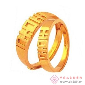 中国金店黄金饰品1
