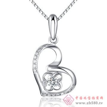 鼎极珠宝-钻石吊坠05