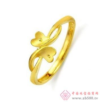 中国金店黄金饰品2