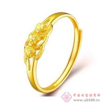 中国金店黄金饰品3