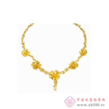 中国金店黄金饰品5