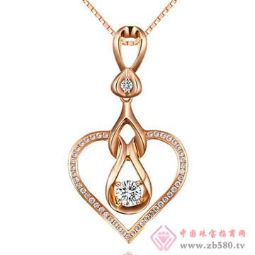 鼎极珠宝-钻石吊坠09
