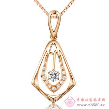 鼎极珠宝-钻石吊坠10