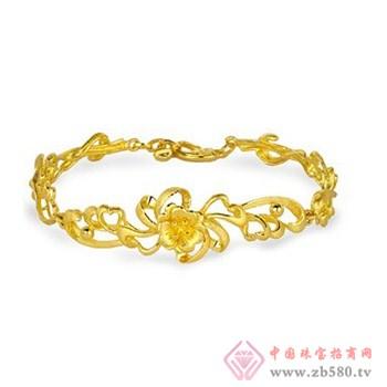 中国金店黄金饰品7