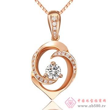 鼎极珠宝-钻石吊坠11