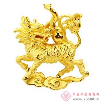 中国金店黄金饰品11