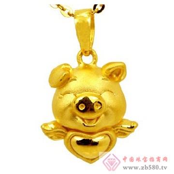 中国金店黄金饰品13