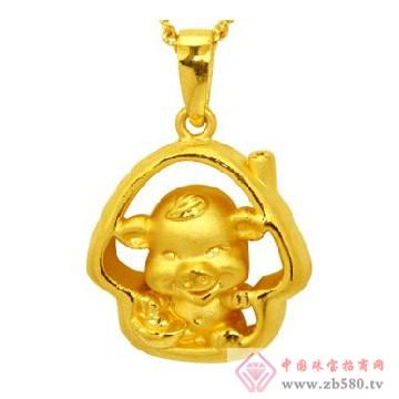 中国金店黄金饰品14