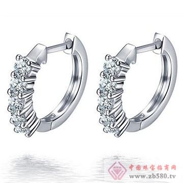 鼎极珠宝-钻石耳饰02