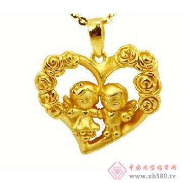 中国金店黄金饰品15