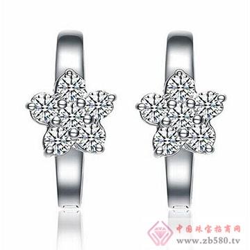 鼎极珠宝-钻石耳饰03